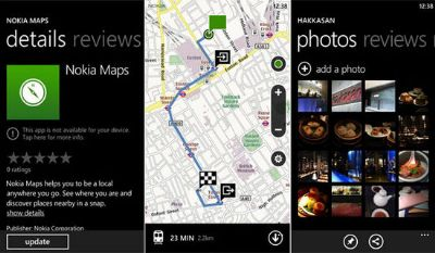 Nokia Maps su tutti i Windows Phone 7