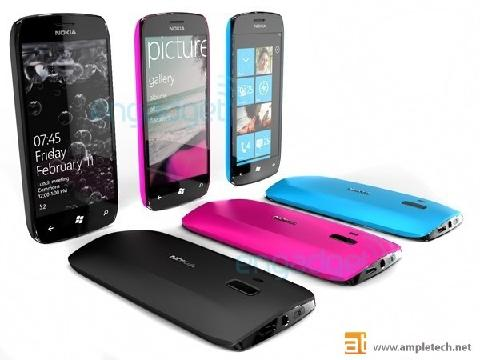 Concept Nokia Windows Phone 7
