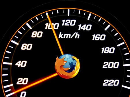 Firefox Page Speed