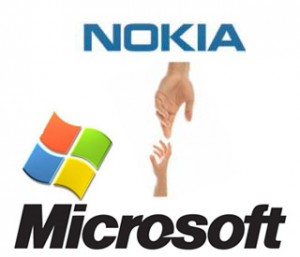 Nokia e Microsoft - connecting companies