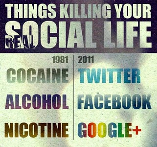 Le cose che uccidono la tua vita sociale reale - Things killing your real social life