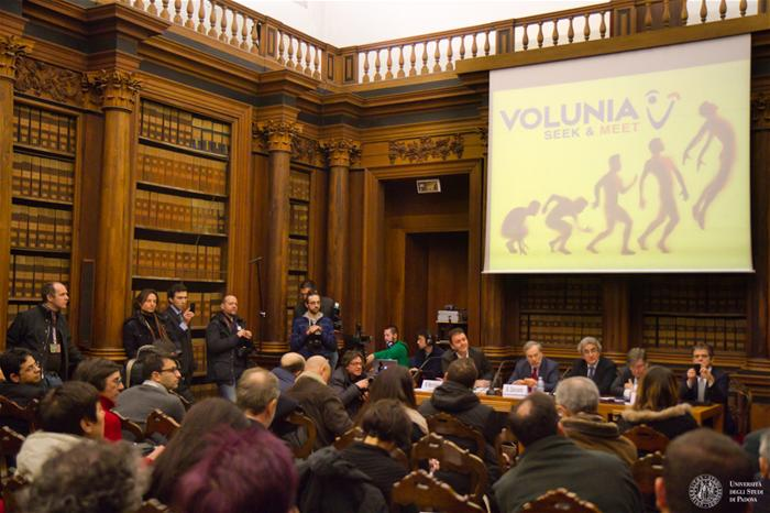 Conferenza stampa Volunia